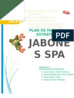 Plan de Marketing Estrategico - Jabones Spa (1)