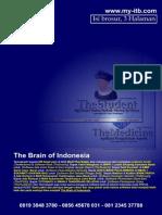 Daftar Harga Produk IT Brain Indonesia