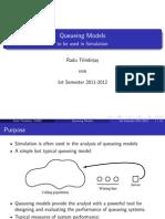 Queueing model