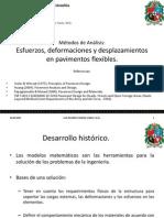 20150506 Métodos de Análisis Esfuerzos Deformaciones Desplazamientos en Pavimentos Flexibles