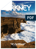2015 Orkney Visitor Guide