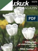 kukuk-Magazin, Ausgabe 03/2010