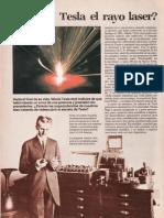 ¿Inventó Tesla El Laser E-005 Vol v Fas 052 - Lo Inexplicado - Vicufo2