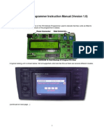 FIS Module Programmer