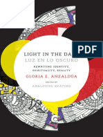 Light in the Dark/ Luz en lo Oscuro by Gloria E. Anzaldúa