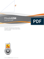 PrivateGSM Quick Start Guide_English_by PrivateWave