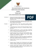 Kep Kepala BPOM No HK 00 05 3 02706 Ttg Promosi Obat