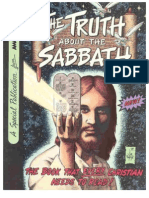 The Sabbath Comic Book
