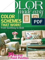 Color Made Easy 2013