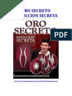 Oro Secretoyou