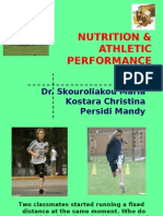 Nutrition & Athletic Performance