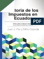 HISTORIA DE LOS IMPUESTOS EN ECUADOR