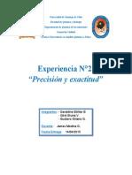 Inf. 2_ Precisión y Exactitud