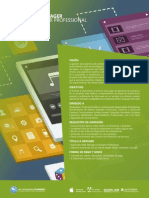 Ficha Diplomado Web Designer Pro