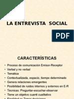 La Entrevista Social