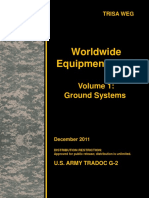 U.S. Army TRISA World Equipment Guide, Volume 1