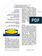 Revista Tenencia de La Tierra de Acuerdo Al IV Cenagro de Inide