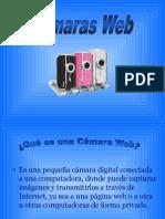 Camaras WEB