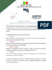 TDR Seconde Edition Global Entrepreneurship Week SENEGAL