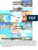 Album Escuela Vidal Barroso - Republica Dominicana