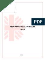 Relatório de Atividades 2014