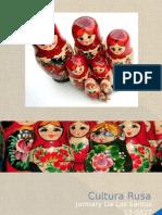 Cultura Rusa
