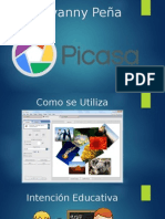 Leovanny Peña, Picasa