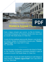 Madeira Appeal Fund