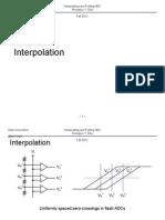 Intp Folding Adc