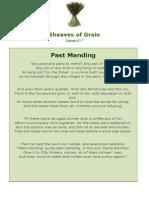Past Mending - Sheaves of Grain - 8