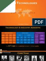E4 Technologies - Product Development Services