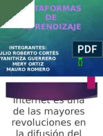 PLATAFORMAS DE APRENDIZAJE