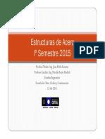 Estructuras de Acero-Introducción Diseño en Flexión(12!06!2015)