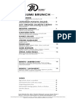Sumi Brunch 081015