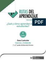 Documentos Primaria CienciayAmbiente III