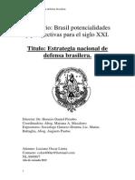 Estrategia de Defensa de Brasil