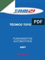 Fundamentos Automotivos