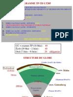 Programme Tp-td Lt205