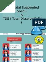 Tds &Tss Kelompok 3