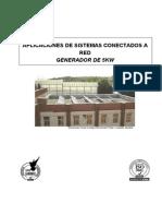 Memoria de Conexion a Red Instalaciones Fotovoltaicas (Isofoton)