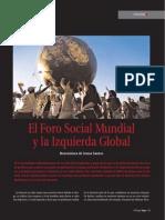 El FSM y La Izquierda Global