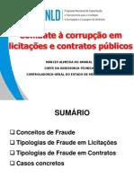 Fraude Em Licitações - Marcio Amaral