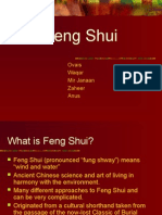 Feng shui interior Design
