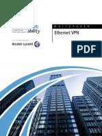 White Paper Alcatel Ethernet
