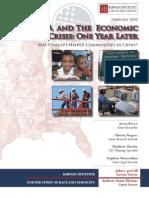 ARRA and the Economic Crisis