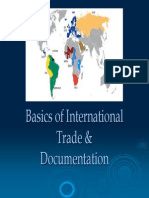Presentation on Trade Documentation