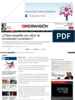 Www Cnnexpansion Com Economia 2015-07-15 China Maquilla Sus