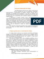 MANUAL Artigo Projeto Integrador I II