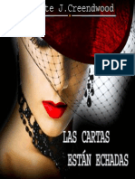 Las Cartas Estan Echadas - Annette J.creendwood