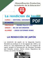 Derrota de Japon